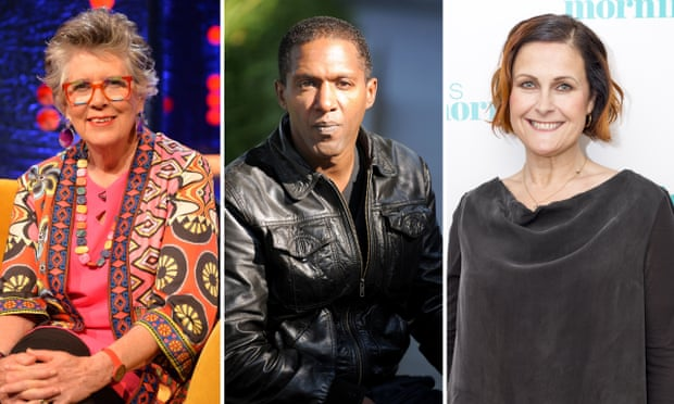 Prue Leith, Lemn Sissay and Alison Moyet recognised in Queen's birthday honours