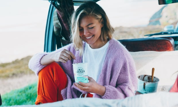 Alt ice-cream enters mainstream as UK sales rise with the temperature