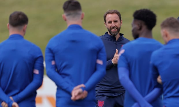 Gareth Southgate and England have become victims of the blame game