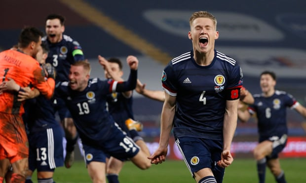 Scotland's long-awaited return at Euro 2020 can help lift a nation