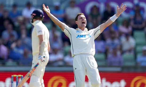 Second-string New Zealand make England look second-rate
